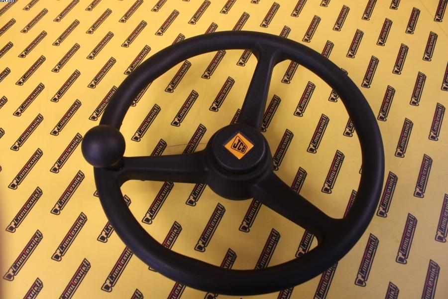 Рулевое колесо (руль) JCB 3CX, 4CX KPL (332/G8146, 332-G8146, 332G8146) - ORG