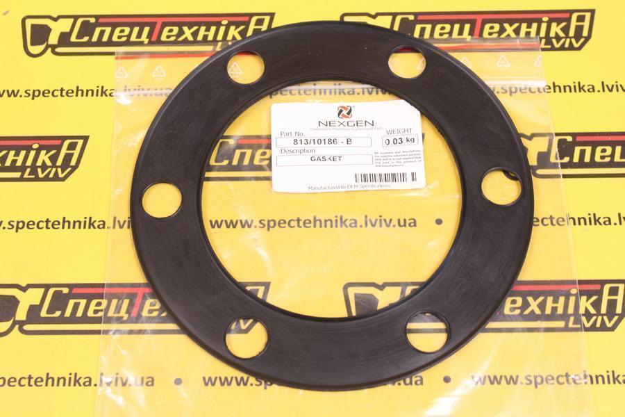 Прокладка крышки гидравлического фильтра JCB (813/10186) - Nexgen