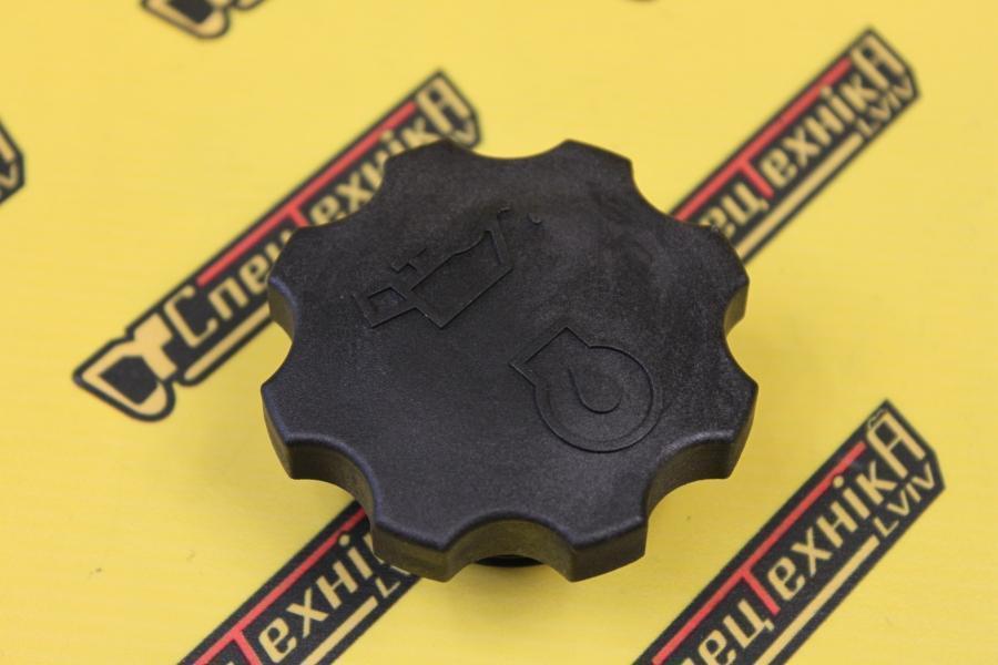 Фото №1 - Крышка маслозаливной горловины двигателя Perkins для JCB 3CX, 4CX (02/201343, 02-201343, 02201343)
