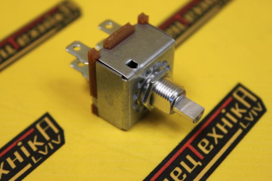 Фото №1 - Переключатель скорости вентилятора печки JCB 3CX 4CX, JCB JS (923/10103, 923-10103)