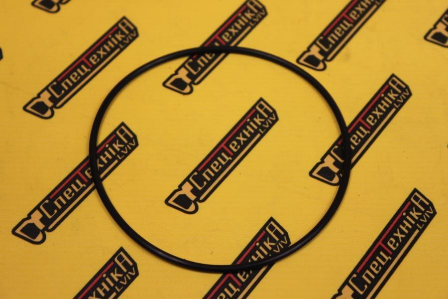 Уплотнительное резиновое кольцо поршня корзины КПП 123,5 мм JCB (828/00414, 828-00414, 82800414)