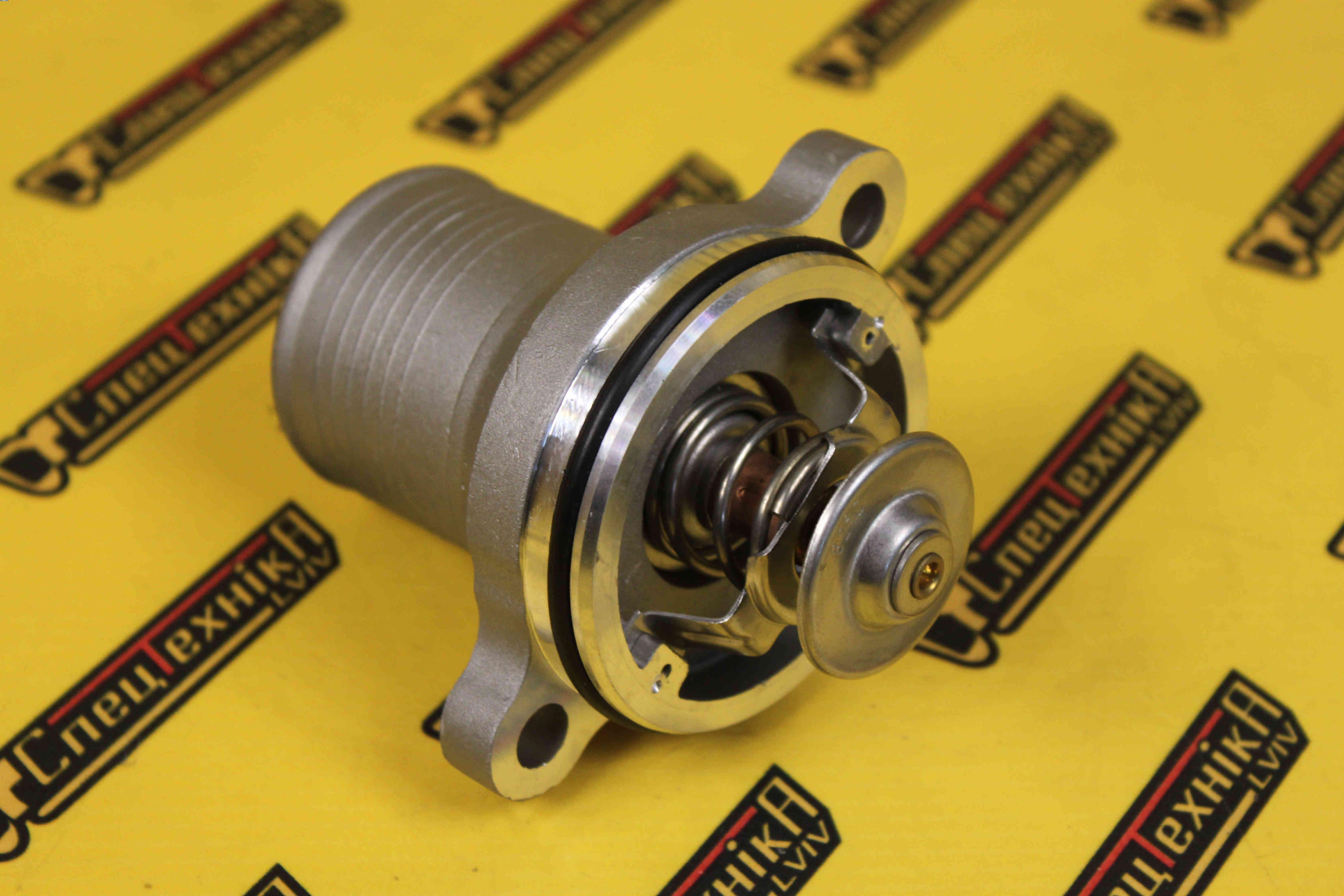 Термостат Perkins 1100 с корпусом (4133L507)