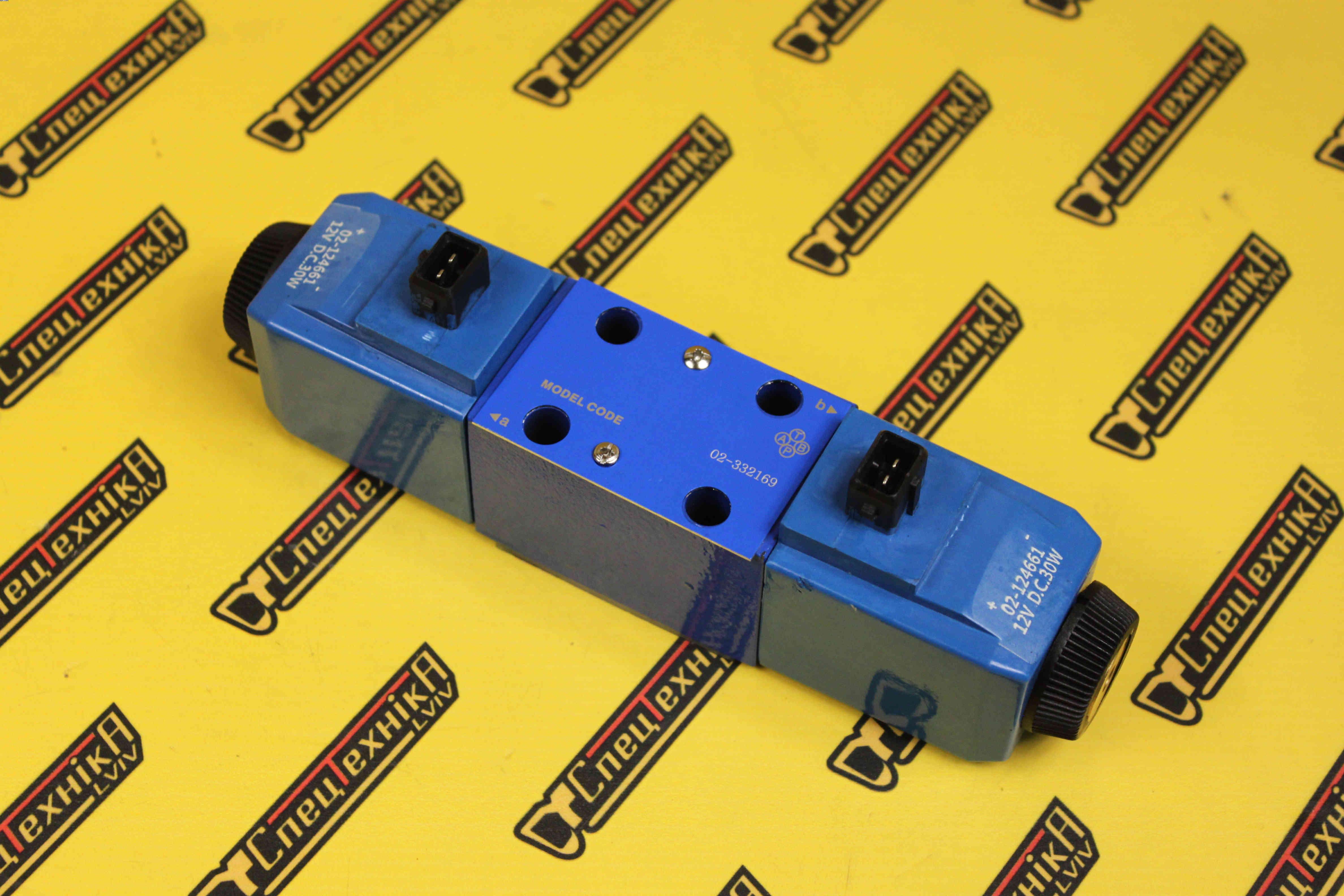 Электромагнитный клапан КПП JCB 3CX / 4CX