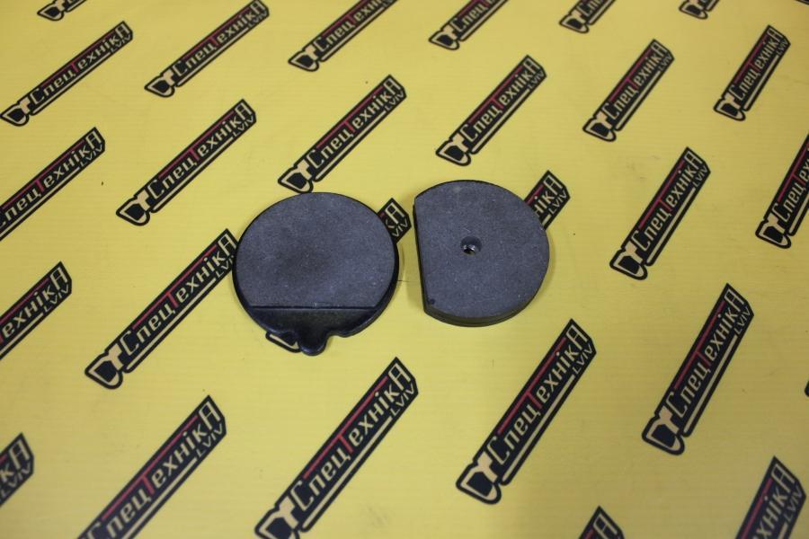 Тормозные колодки ручного тормоза JCB 3CX 4CX (от 2001 года) (15/920103, 15-920103, 15920103)