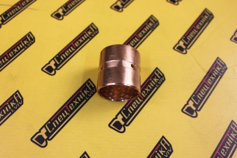 Фото №1 - Втулка гидроцилиндра шток бронзовая мини JCB 802 (831/10003, 831-10003, 83110003) - Nexgen