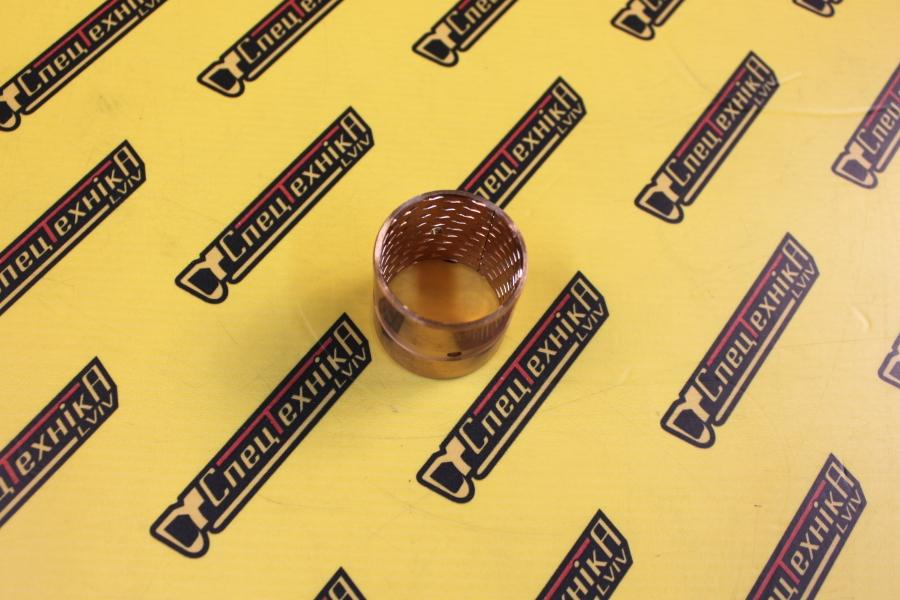 Фото №2 - Втулка гидроцилиндра шток бронзовая мини JCB 802 (831/10003, 831-10003, 83110003) - Nexgen
