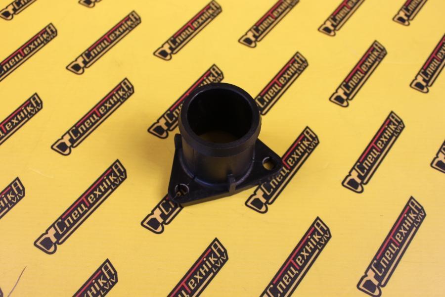 Корпус термостата JCB 3CX, 4CX DieselMax (320/04540, 320-04890, 32004890)
