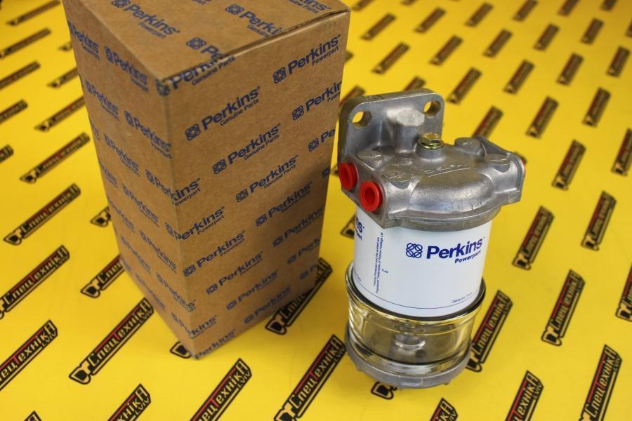 Фильтр топливный в сборе Perkins (32/400100, 32-400100, 32400100, SKX054533) - OEM