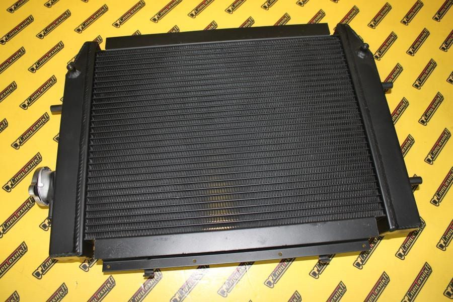 Радиатор охлаждения JCB 802-803 мини (30/920400, 30-920400, 30920400) - Nexgen