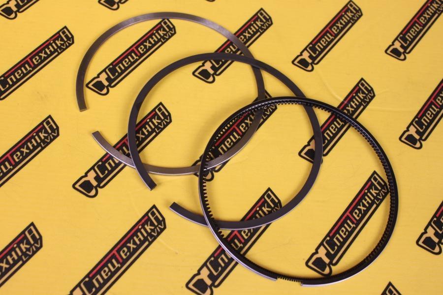 Поршневые кольца Liebherr 120 мм D914 D916 (7380739 4980483 7380741 16812001)