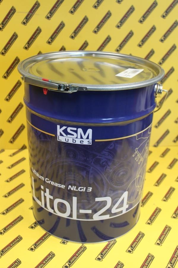 Многоцелевая смазка Литол 17 кг