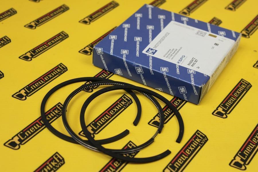 Фото №1 - Поршневые кольца Perkins 1004.4/1006.6 100 мм (4181A026) - Kolbenschmidt (800031610000)