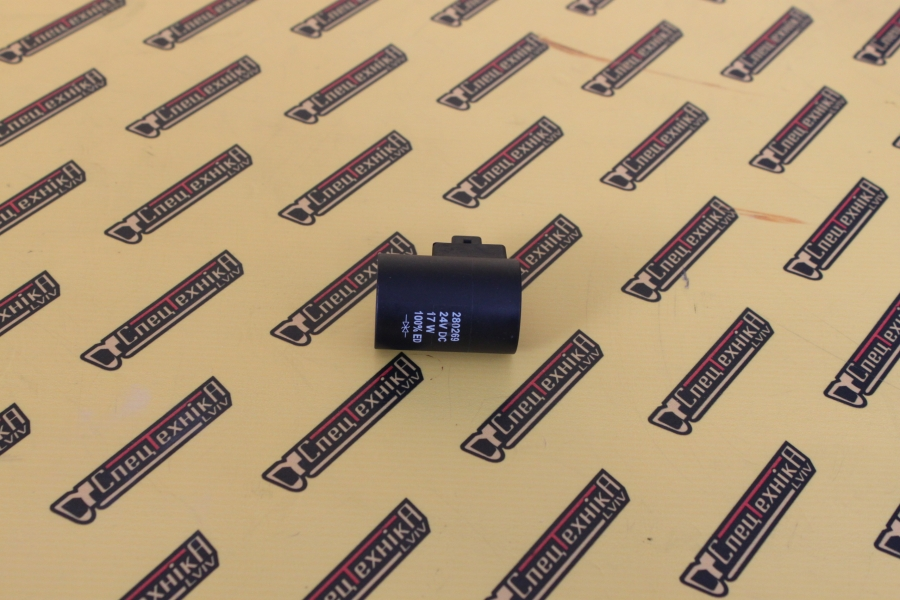 Фото №4 - 280269 Электромагнитная катушка (соленоид) 24V 17W Fi 16*53