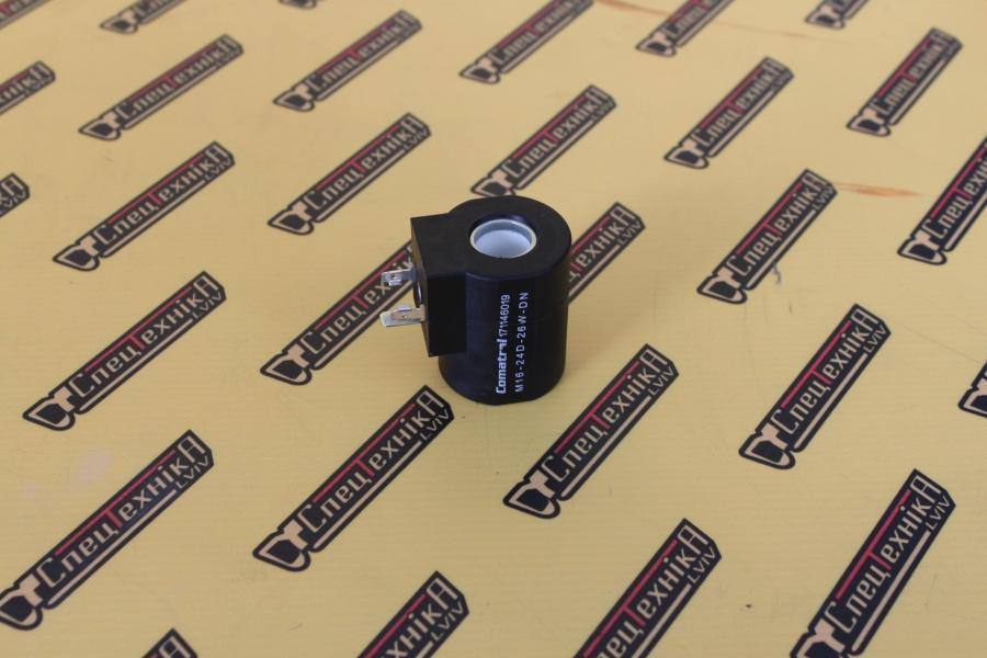 HKC24VDS Электромагнитная катушка (соленоид) 24V 26W Fi 16*50
