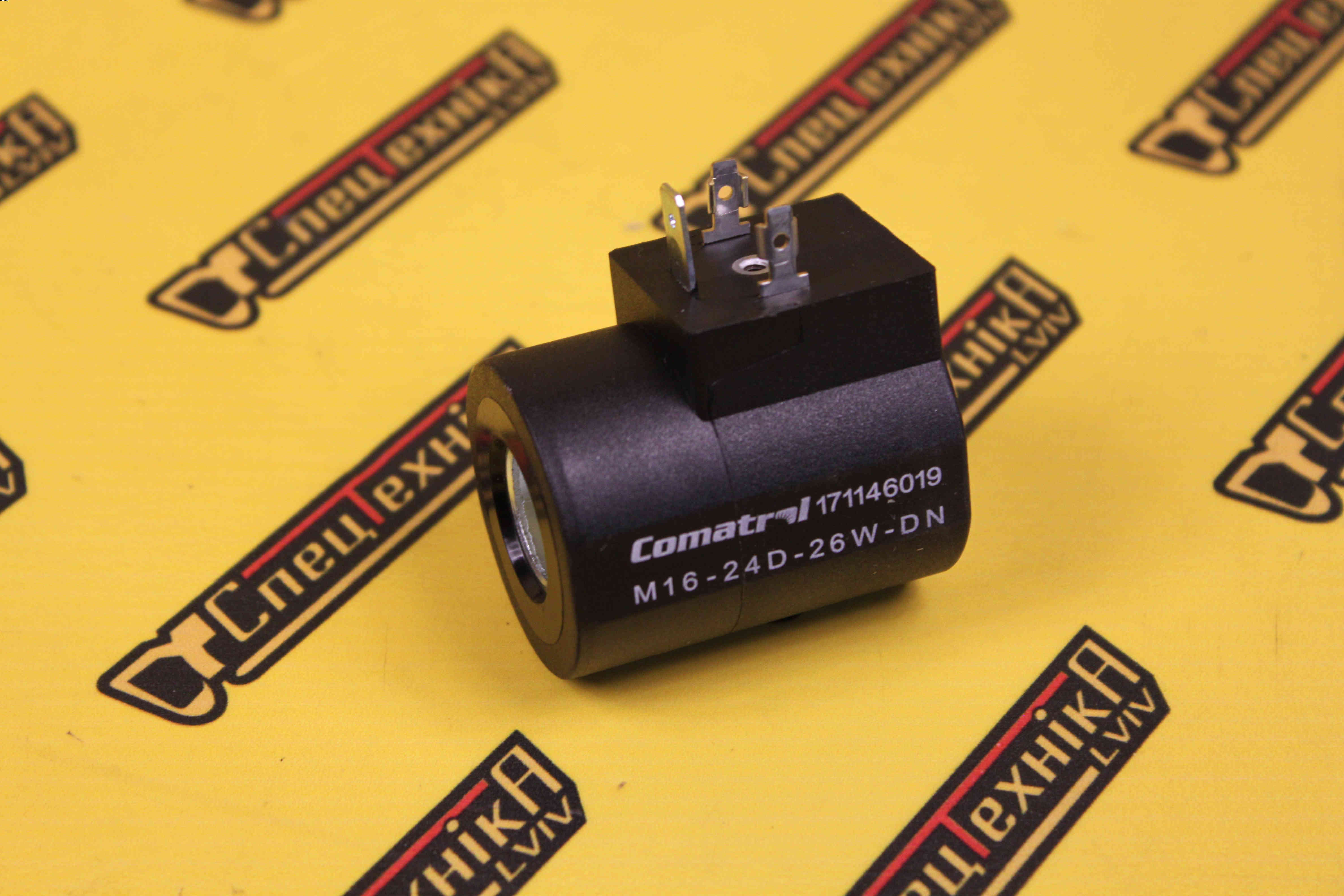 HKC12VDC Электромагнитная катушка (соленоид) 12V 26W Fi 16*50